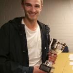 Johannes Broll - Fußballer des Jahres