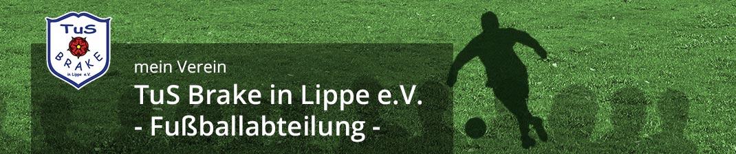 TuS Brake - Fußball